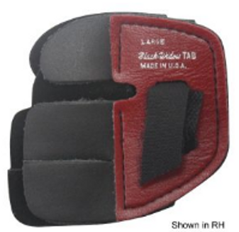 Super Leather Tab - Left Hand