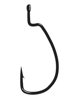 6/0 EWG Monster - Black