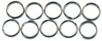 Size 2: 12lb Split Ring - 10 Pack
