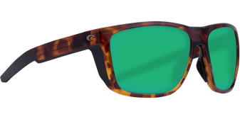 Ferg - Matte Tortoise/Green Mirror 580G