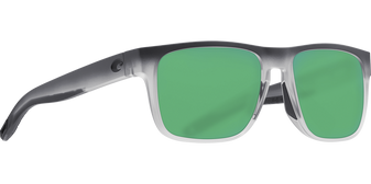 Spearo Ocearch - Matte Fog Gray/Green Mirror 580G