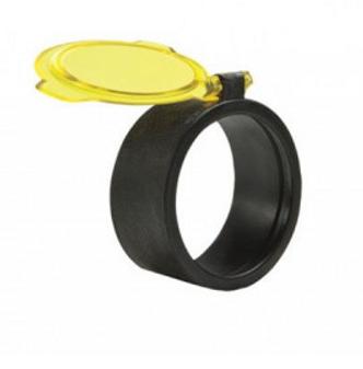 Amber SeeThru 270 Optic Covers - Size 4