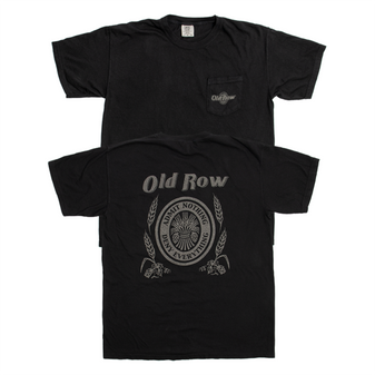 Retro Can Pocket Tee - Black