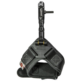Jaws Dual Caliper Buckle Strap Release - Black