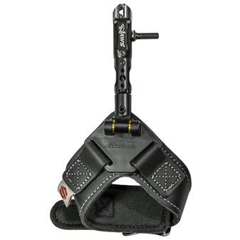 Jaws Dual Caliper Buckle Strap Release - Black