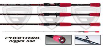 7' Phantom Rigged Medium Heavy Casting Rod