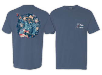 Toby Keith Pocket Tee