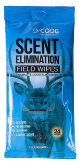 EliminX Field Wipes -Unscented