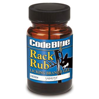 Code Blue Rack Rub 2oz Gel