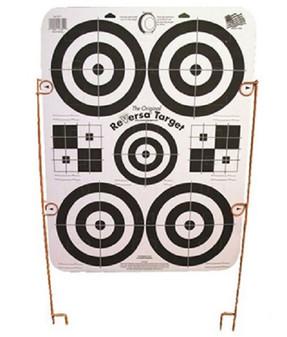 Reversible Corrugated Target
