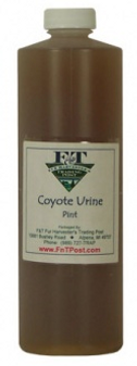 Coyote Urine - Pint