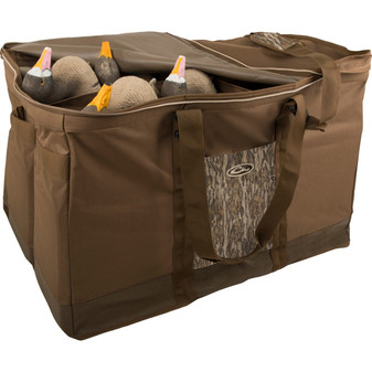 6 Slot Zippered-Top Decoy Bag