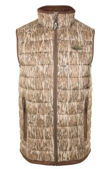 LST Camo Double Down Layering Vest