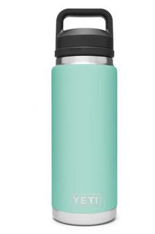 Rambler 26oz Bottle w/Chug Cap - Seafoam