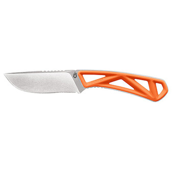 EXO-MOD Fixed Blade Drop Point - Orange