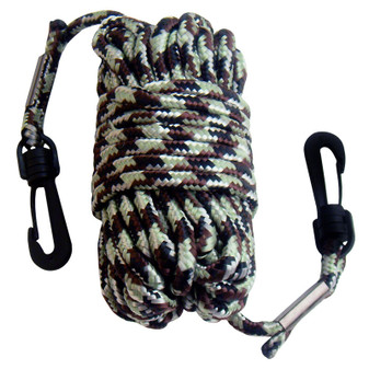 30' Pull Up Rope w/2 Clasps