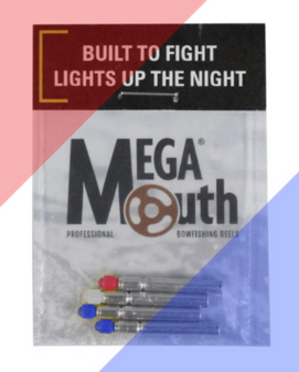 Megamouth Replacement Lights