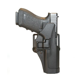 S&W M&P Shied Serpa CQC Concealment Holster - Right Hand