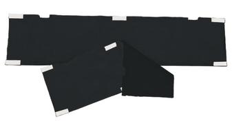 The Universal Box Blind Curtain Kit