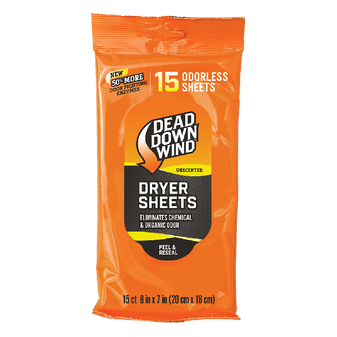 Dryer Sheets - 15 Count