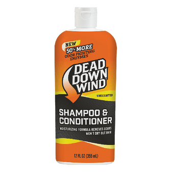 12oz Shampoo & Conditioner