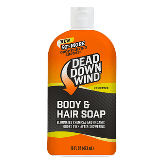 16oz Body & Hair Soap