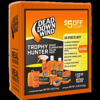 Scent Elimination Trophy Hunter Kit