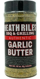 Garlic Butter Rub Shaker - 16oz