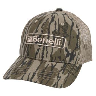 Benelli Logo Mesh Hat - Bottomland