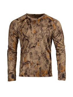 Full Draw Base Layer Crew Top
