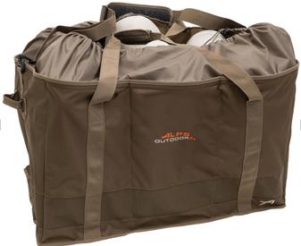 6 Slot Goose Decoy Bag - Brown