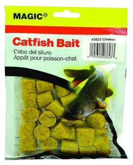 Catfish Bait 6oz - Cheese