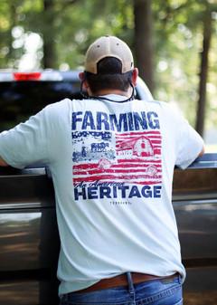 Farming Heritage S/S Pocket Tee