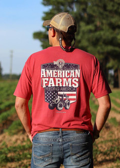 Farmers Feeding America S/S