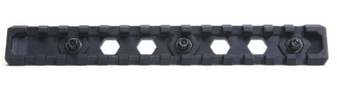 AR-15®/M16 Rifle Hand Guard Rail - Black Polymer