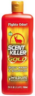 SK Gold Body Wash & Shampoo 24