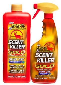 24/24 Scent Killer Combo