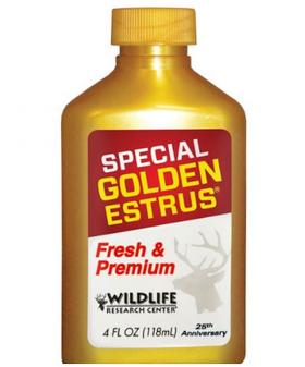 Wildlife Research Center® Special Golden Estrus®