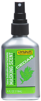 X-tra Concentrated Cedar Scent