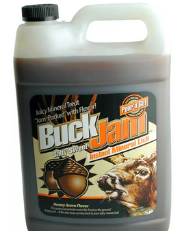 Buck Jam - Honey Acorn - 1Gal
