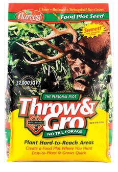 Throw & Grow No Till - 5lb