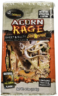 Acorn Rage Salt Block