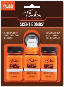 Scent Bomb Scent Dispenser 3pk