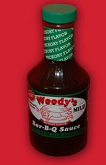 BarBQ Sauce 20oz Mild Hickory