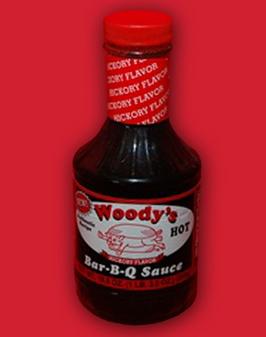 BarBQ Sauce 20oz Hot Hickory