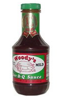 BarBQ Sauce 20oz - Mild