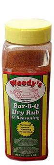 BarBQ Dry Rub and Season 22oz