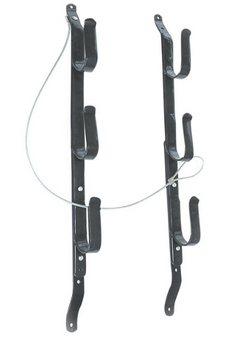 3 Gun Locking Rack