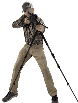 Axial Shooting Stick Bipod 61""