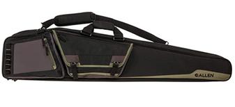 Rocky Double Rifle Case Blk/Tan